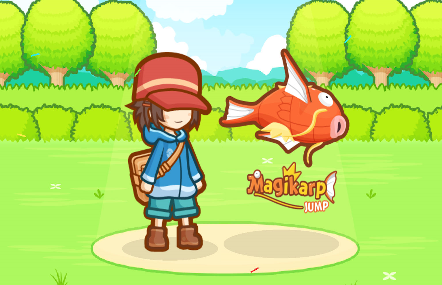 Too Far Gone | Magikarp Jump