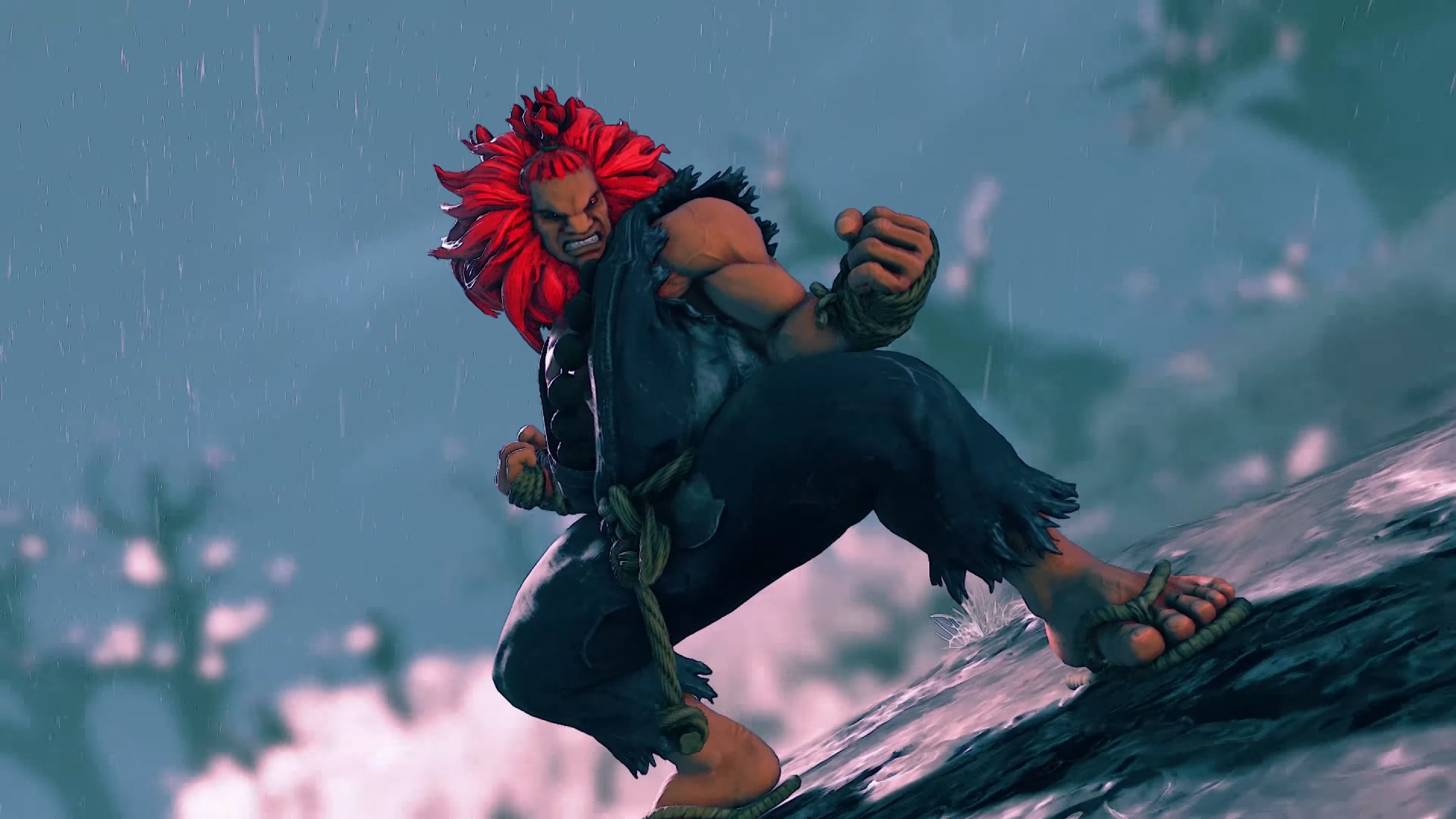 Too Far Gone | Street Fighter Akuma