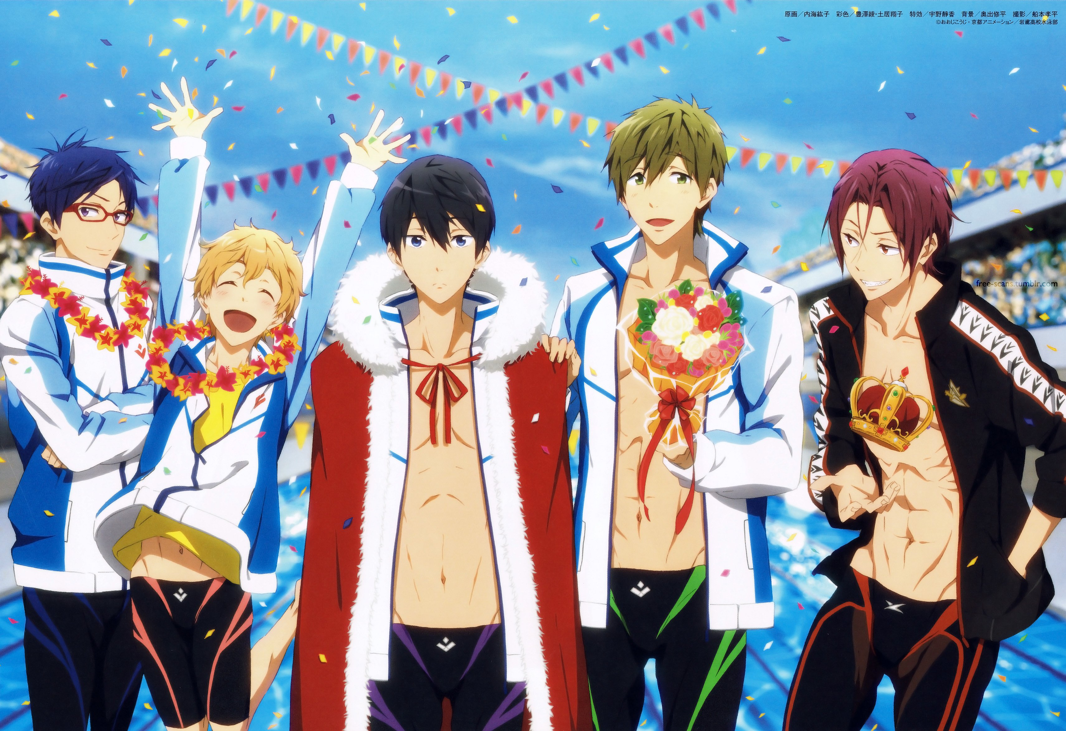 Free! anime | Too Far Gone