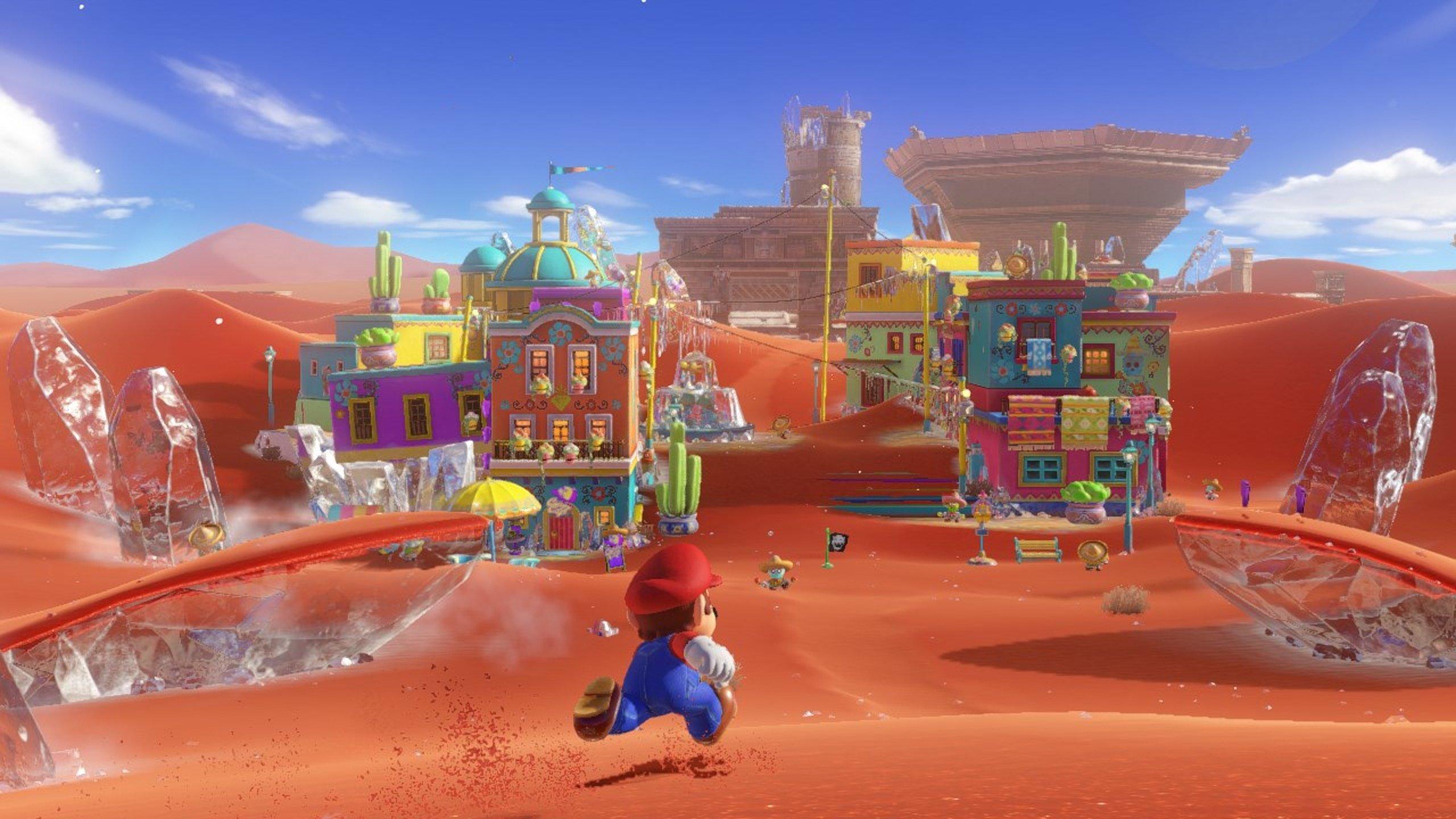 Super Mario Odyssey   Too Far Gone