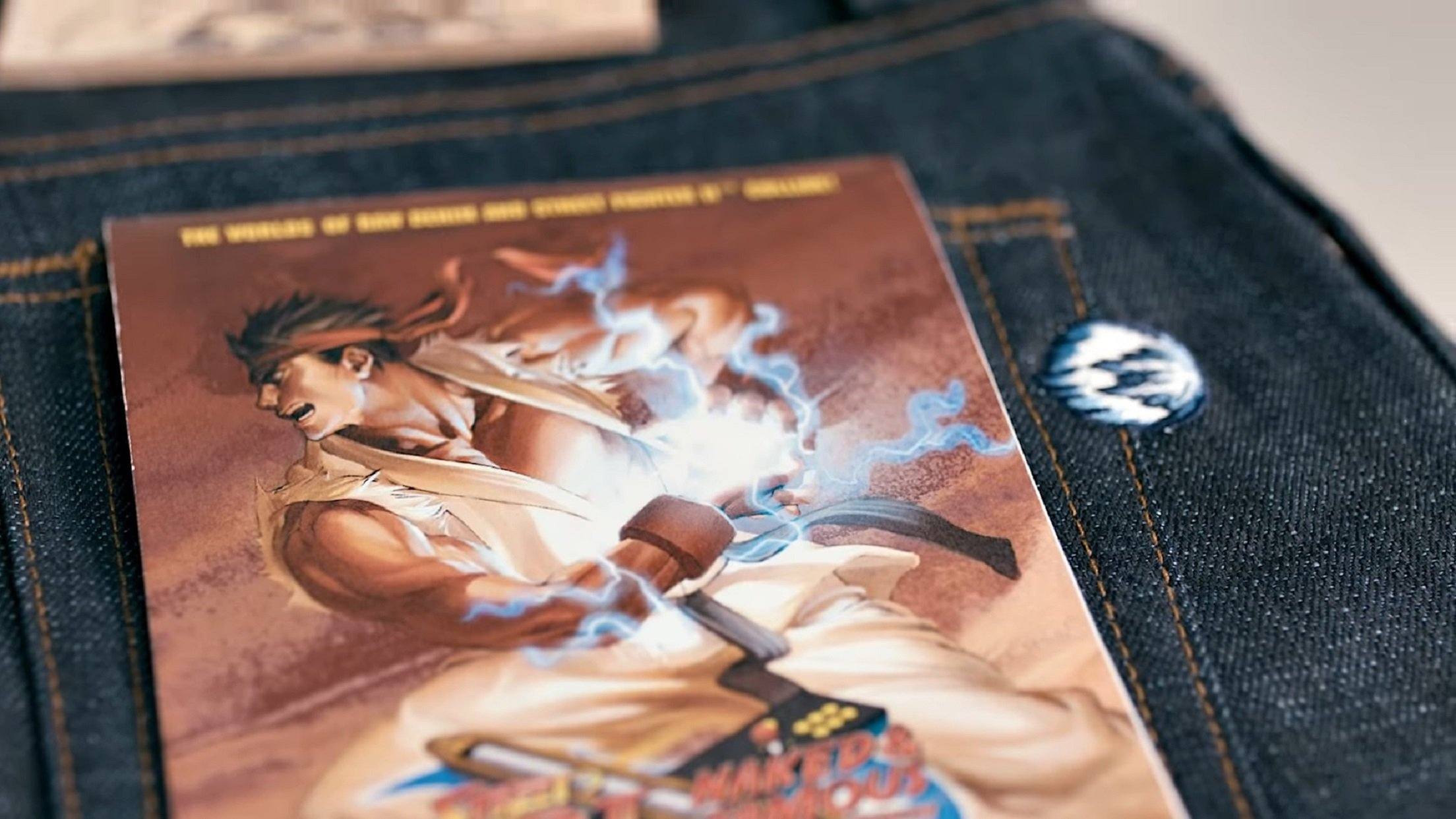 Too Far Gone   Naked & Famous Street Fighter II