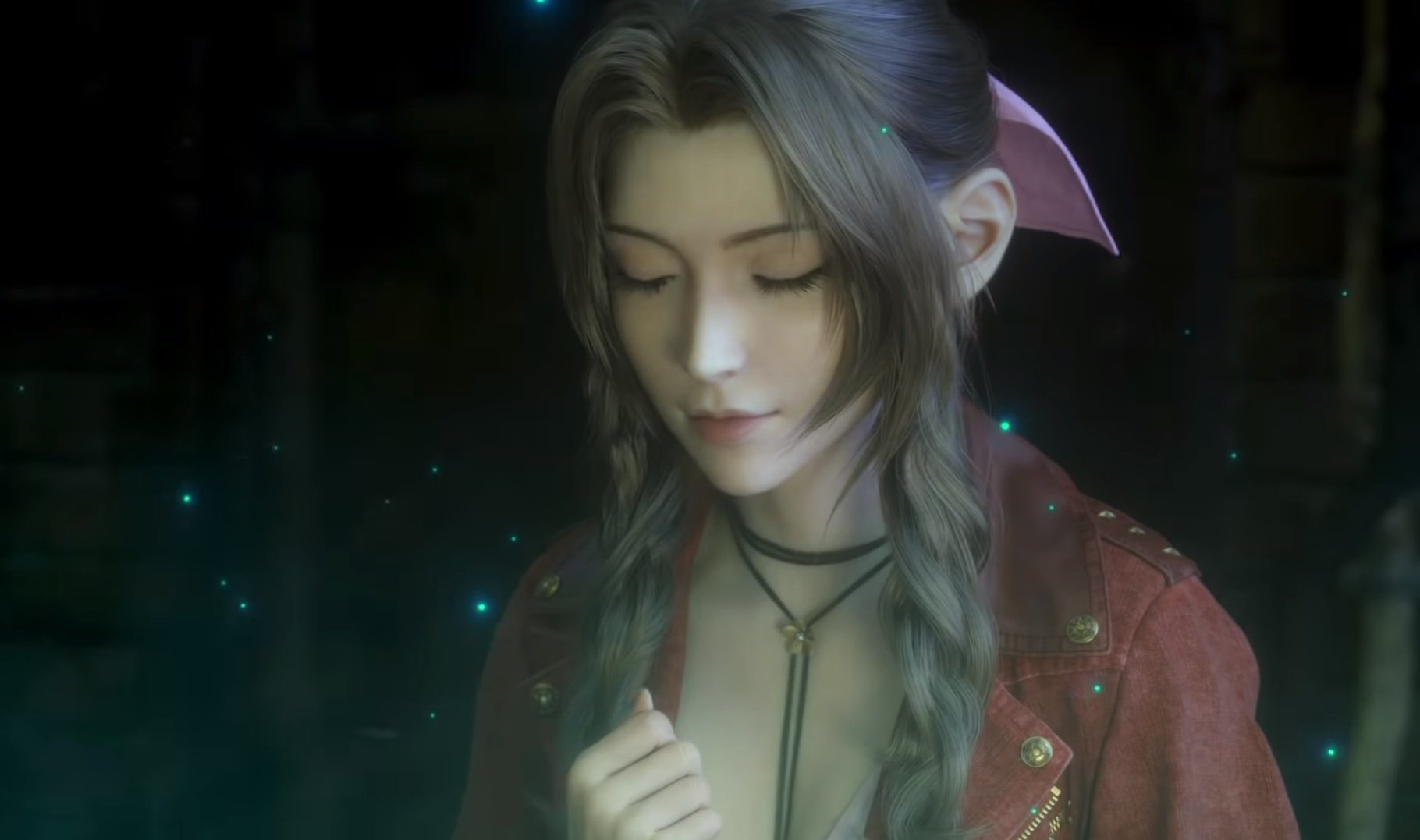 FFVII Remake, Aeris | Too Far Gone
