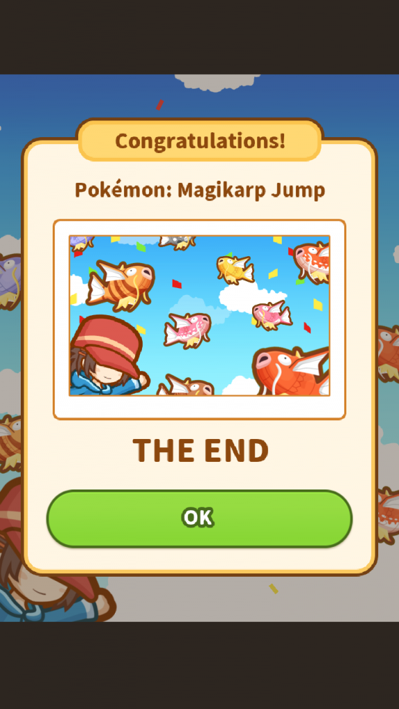 The End of Magikarp Jump - Too Far Gone
