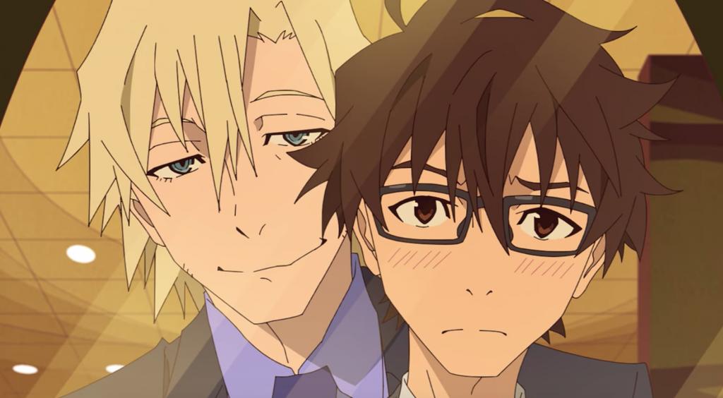 Makoto and Laurent, Great Pretender - Too Far Gone